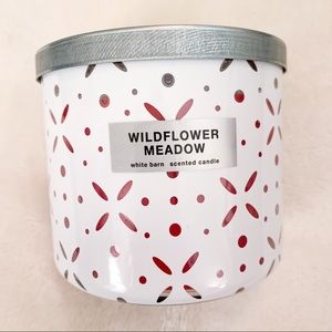 NEW! BBW 'Wildflower Meadow' 3-Wick Candle
